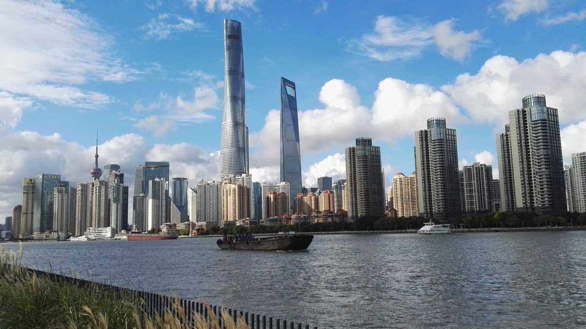 上海,期待见到从前的你