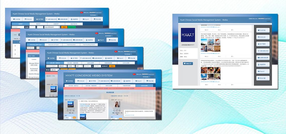 官方微博信息抓取及回评分析系统